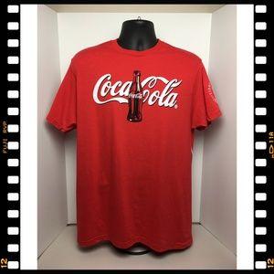 NWT~T-Shirt~Coca~Cola~Bottle~